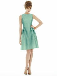 ALFRED SUNG BRIDESMAID DRESSES: ALFRED SUNG D680