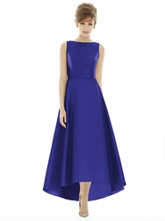 ALFRED SUNG BRIDESMAID DRESSES: ALFRED SUNG D698