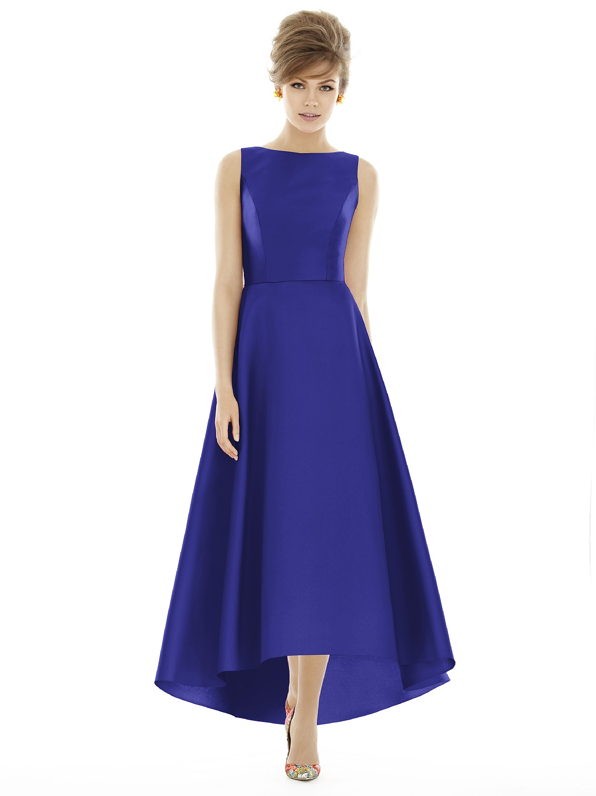 ALFRED SUNG BRIDESMAID DRESSESALFRED SUNG DRESSES D 698THE DESSY ...