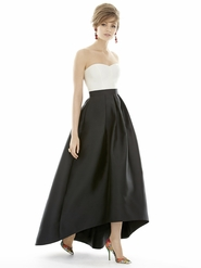 ALFRED SUNG BRIDESMAID DRESSES: ALFRED SUNG D699