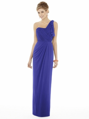 ALFRED SUNG BRIDESMAID DRESSES: ALFRED SUNG D704