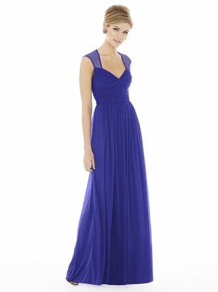ALFRED SUNG BRIDESMAID DRESSES: ALFRED SUNG D705