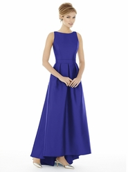 ALFRED SUNG BRIDESMAID DRESSES: ALFRED SUNG D706