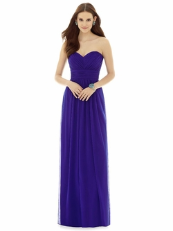 ALFRED SUNG BRIDESMAID DRESSES: ALFRED SUNG D725