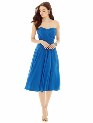 ALFRED SUNG BRIDESMAID DRESSES: ALFRED SUNG D726