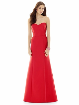 ALFRED SUNG BRIDESMAID DRESSES: ALFRED SUNG D728