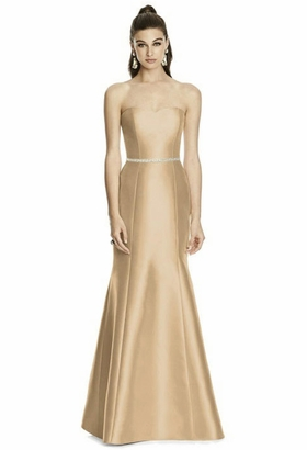 ALFRED SUNG BRIDESMAID DRESSES: ALFRED SUNG D742