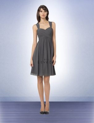 Bill Levkoff Bridesmaid Dresses: Bill Levkoff 761