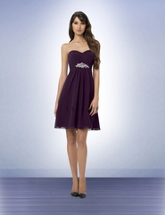 Bill Levkoff Bridesmaid Dresses: Bill Levkoff 767