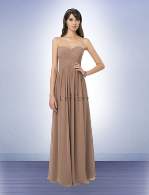 Bill Levkoff Bridesmaid Dresses: Bill Levkoff 778