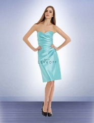 Bill Levkoff Bridesmaid Dresses: Bill Levkoff 587