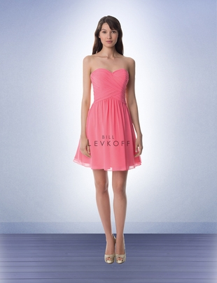 Bill Levkoff Bridesmaid Dresses: Bill Levkoff 947