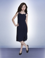 Bill Levkoff Junior Bridesmaid Dresses: Bill Levkoff 56102