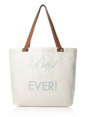 Dessy Accessories: Dessy Best Day Ever Tote