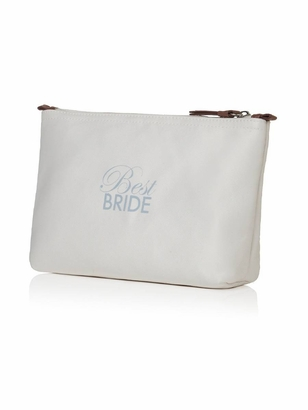 Dessy Accessories: Dessy Bride Satin Bag