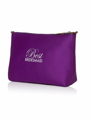 Dessy Accessories: Dessy Bridesmaid Satin Bag