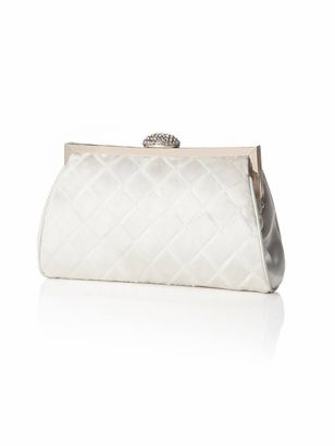 Dessy Accessories: Dessy Olivia Clutch