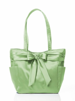Dessy Accessories: Dessy Satin Tote Bag