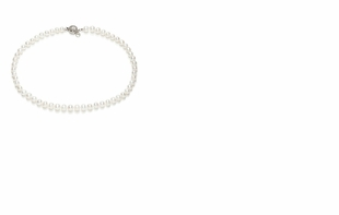 Dessy Accessories - Genuine Freshwater Pearl 16 inch Necklace