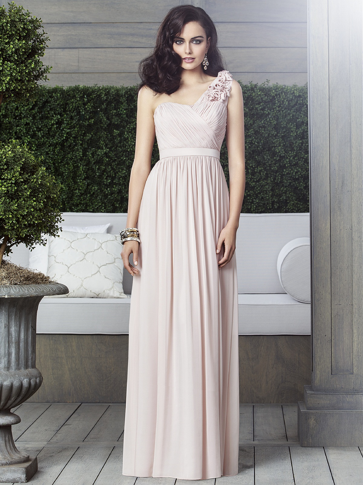 DESSY BRIDESMAID DRESSES-DESSY DRESSES 2909-D2909-THE DESSY GROUP ...
