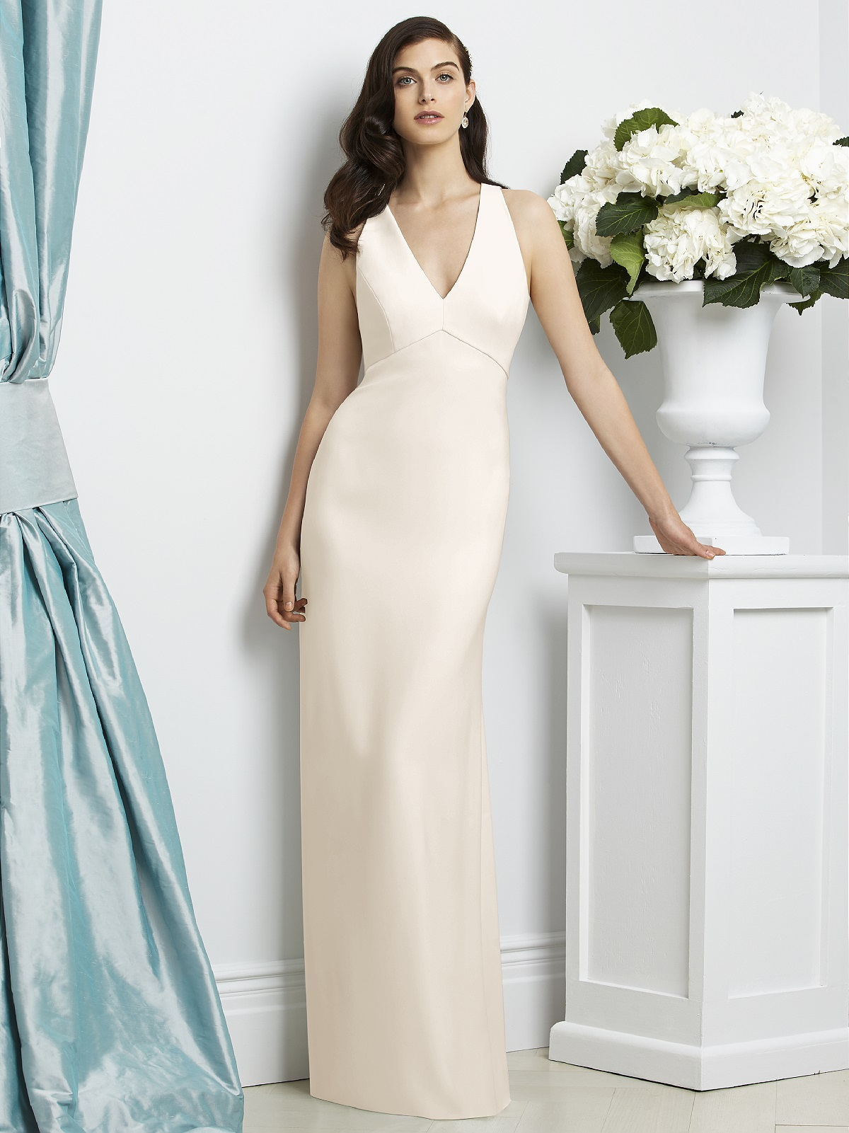 New wedding dresses for young: Alfred sung after six bridesmaid dresses