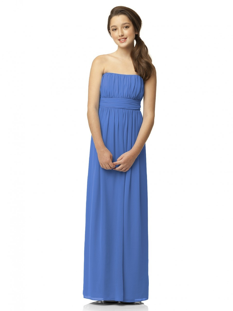 Jr Bridesmaid Dress