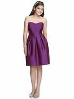 DESSY JR BRIDESMAID DRESSES: DESSY JR 522