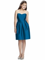 DESSY JR BRIDESMAID DRESSES: DESSY JR 528