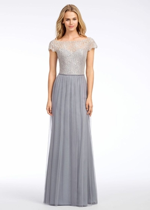 HAYLEY PAIGE OCCASIONS DRESSES: JIM HJELM 5655