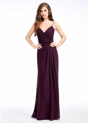 HAYLEY PAIGE OCCASIONS DRESSES: JIM HJELM 5662