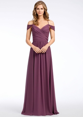 HAYLEY PAIGE OCCASIONS DRESSES: JIM HJELM 5663