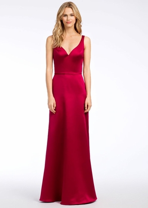 HAYLEY PAIGE OCCASIONS DRESSES: JIM HJELM 5666
