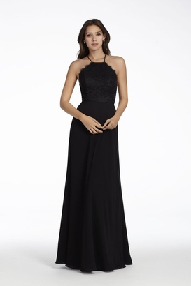 HAYLEY PAIGE OCCASIONS DRESSES: JIM HJELM 5715