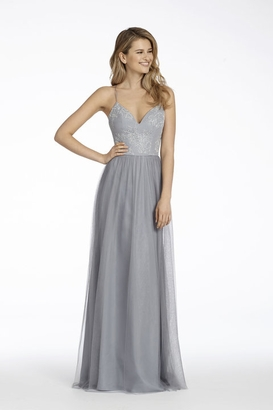 HAYLEY PAIGE OCCASIONS DRESSES: JIM HJELM 5716