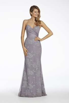HAYLEY PAIGE OCCASIONS DRESSES: JIM HJELM 5719