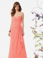 JORDAN BRIDESMAID DRESSES: JORDAN 757