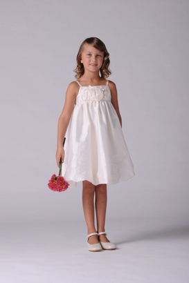 Us Angels Flowergirl Dress DAISY