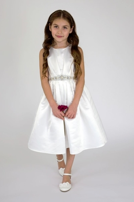 Us Angels Flowergirl Dress SAMANTHA BALLERINA