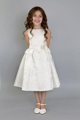 Us Angels Flowergirl Dress SOPHIE BALLERINA # 685