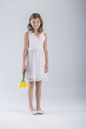 Us Angels Flowergirl Dress SUSIE