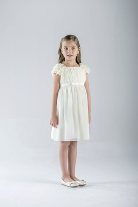 Us Angels Flowergirl Dress VICTORIA CHIFFON