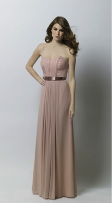 Wtoo Bridesmaid Dress: Wtoo 295