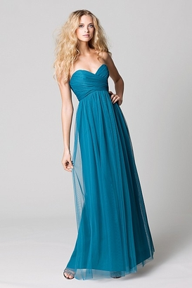Wtoo Bridesmaid Dress: Wtoo 337