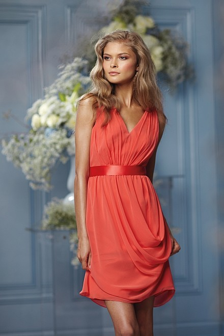 Wtoo Bridesmaid Dress: Wtoo 483