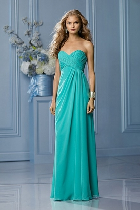 Wtoo Bridesmaid Dress: Wtoo 491