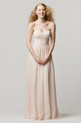 Wtoo Bridesmaid Dress: Wtoo 601