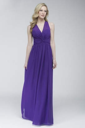 Wtoo Bridesmaid Dress: Wtoo 702