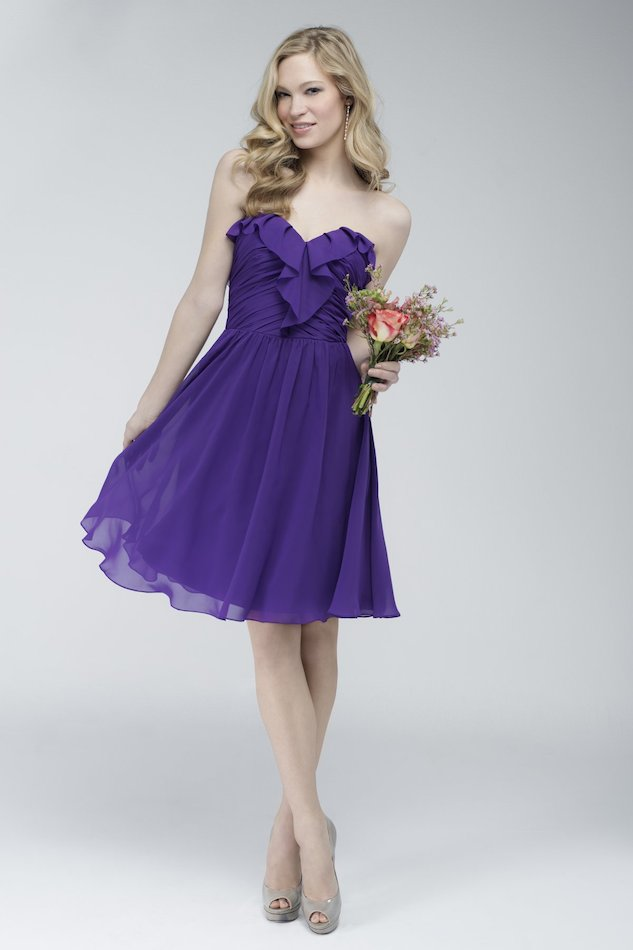 Wtoo Bridesmaid Dresses For Sale 15