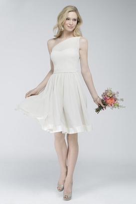 Wtoo Bridesmaid Dress: Wtoo 707