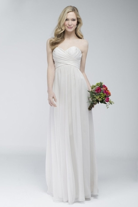 Wtoo Bridesmaid Dress: Wtoo 770